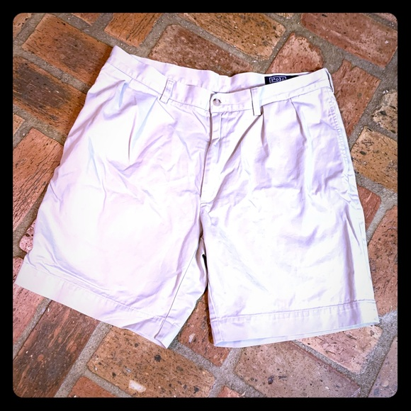 Polo by Ralph Lauren Other - Polo Classic Fit Pleated 9 inch Shorts
